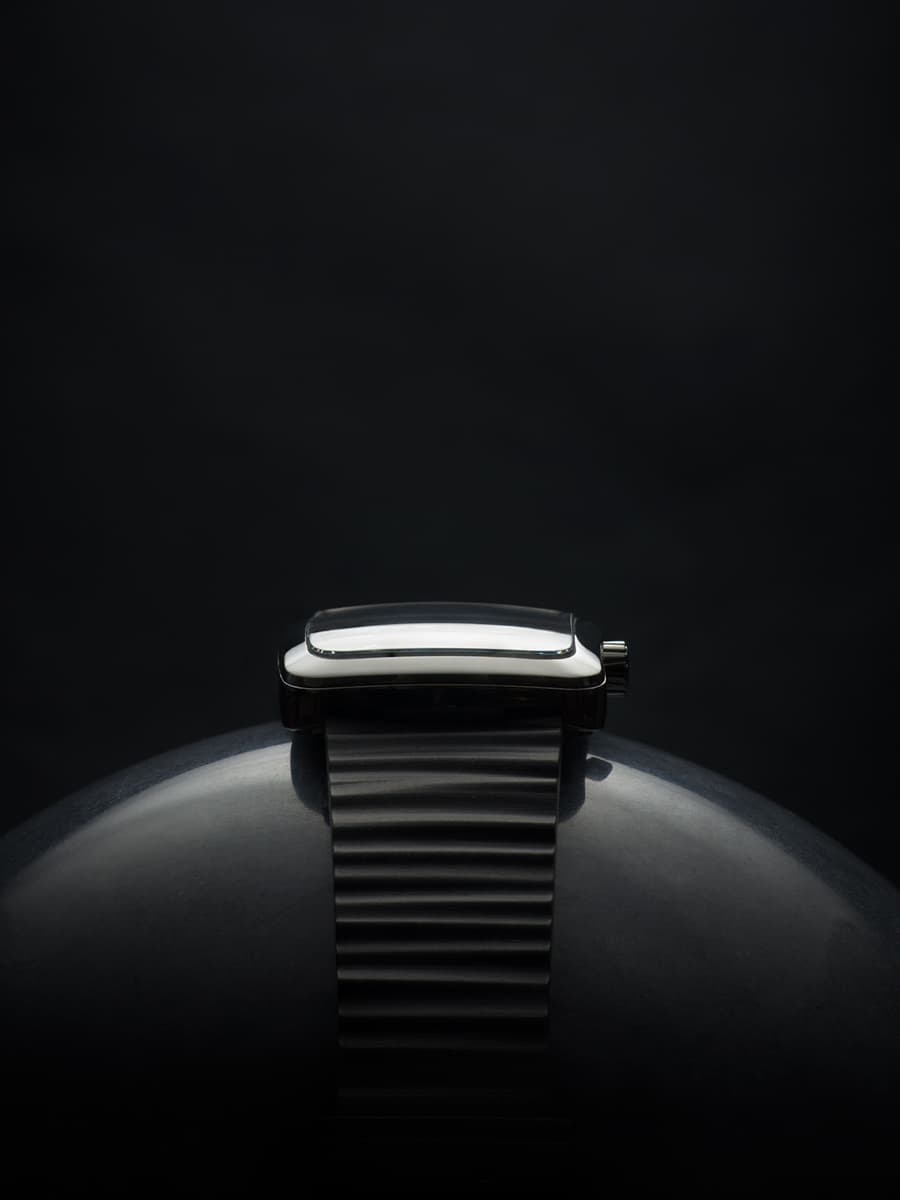 Generative Watches for Kromm designed by Groen&Boothman with fourth industrial revolution technology.