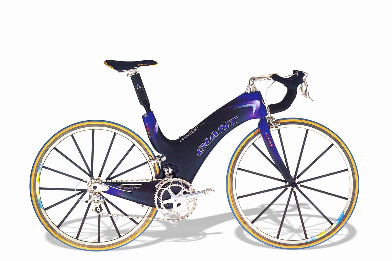 Hanno Groen Joanna Boothman Design Giant bicycles