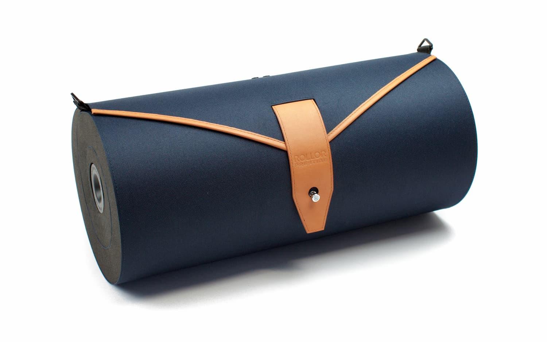 Joanna Boothman design groen bag Rollor Prestige