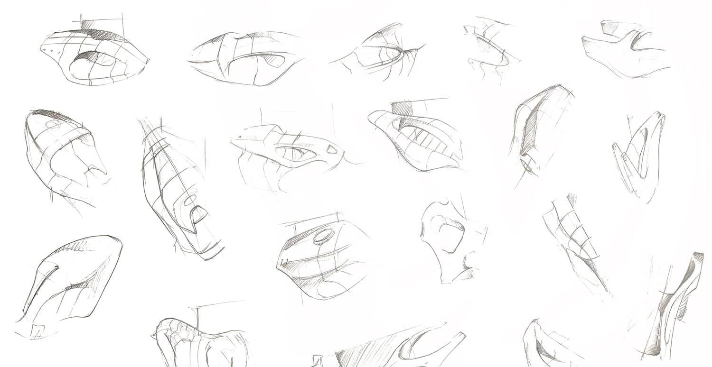 Hanno Groen Joanna Boothman Design Amsterdam Scooter concept study design sketches
