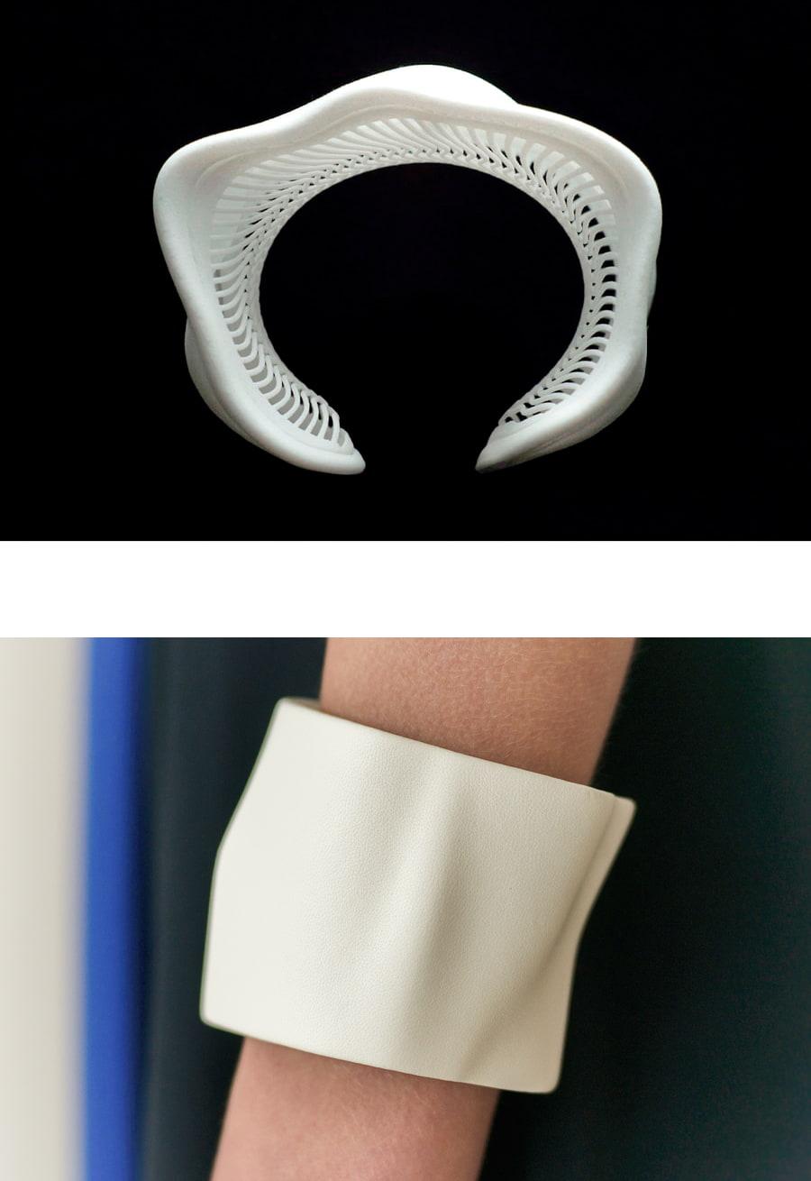 Creatures generative design jewelry groen boothman amsterdam