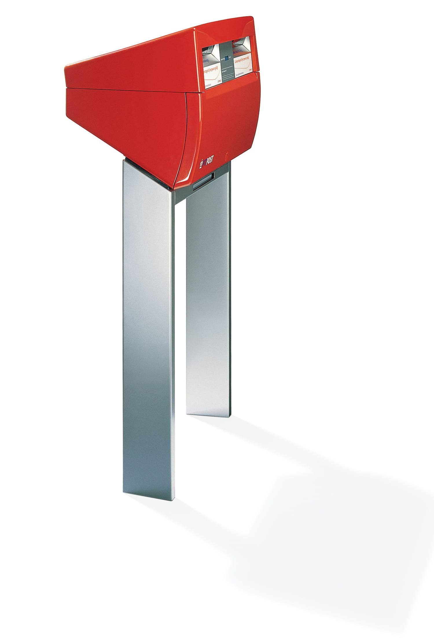 Joanna Boothman groen design Dutch Letter Box