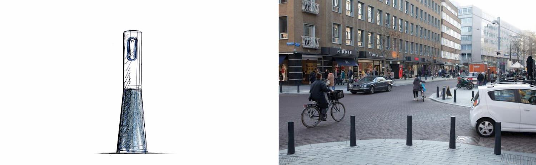 Joanna Boothman npk Design Amsterdam rotterdam street furniture straatmeubilair design
