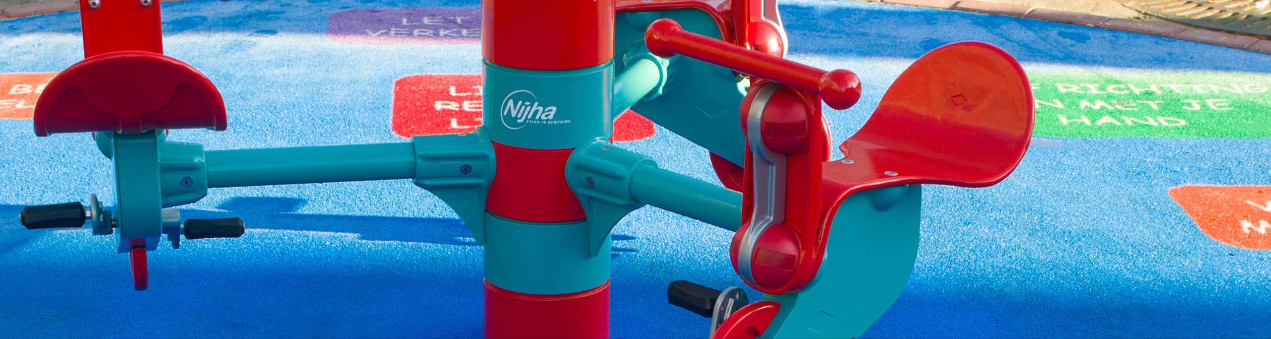 Nijha playground equipment Hanno Groen Design Amsterdam