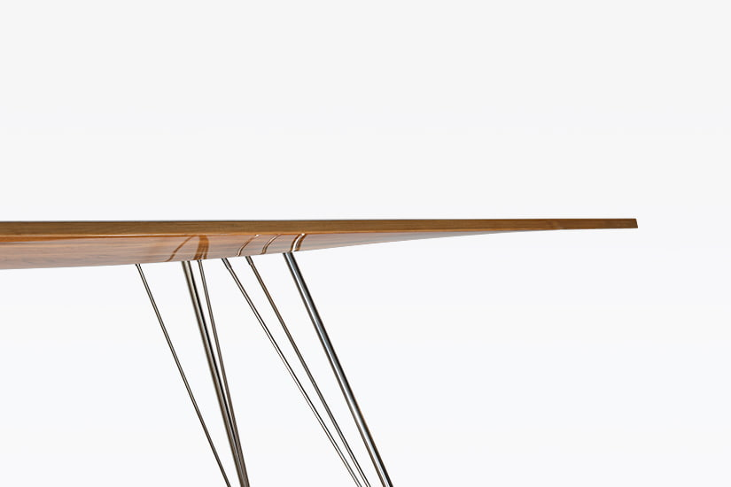 Hanno Groen Joanna Boothman Design Creative Direction Amsterdam Yacht Table J-class inspired