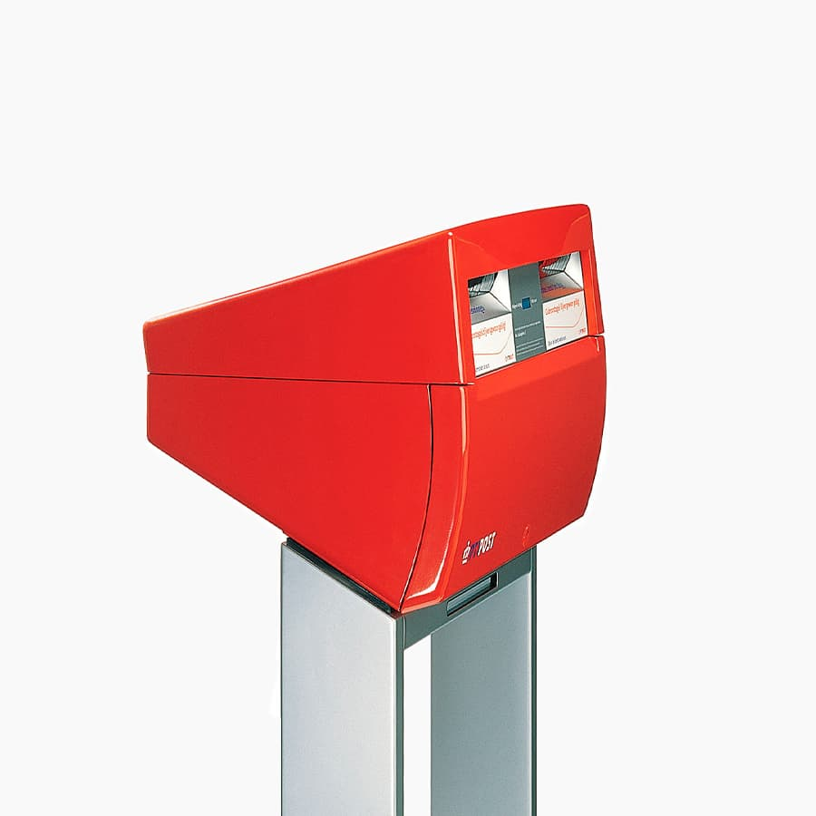 Joanna Boothman Amsterdam npk design Dutch Letterbox